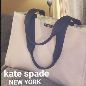 Kate Spade diaper/work tote